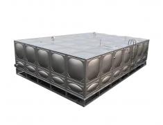 如何检验不锈钢组合水箱是否装满水