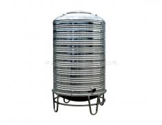 大多数不锈钢水箱是用浮球阀来控制进水