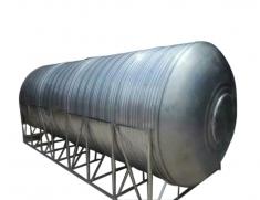 使用不锈钢水箱时的某些原理