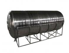 不锈钢水箱建成后,很难测量内部和外部水箱的厚度