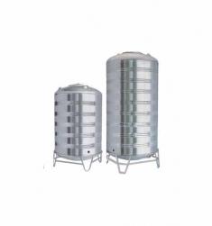 许多客户选择隔热水箱,这些水箱都是高厚度的不锈钢板