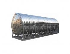 不锈钢板隔热保温水箱的原材料是不锈钢板