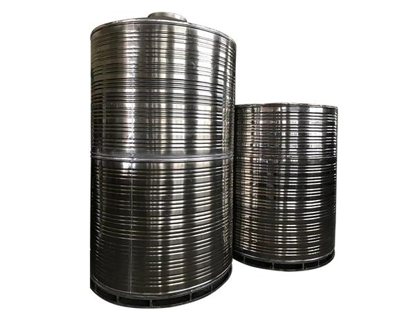 佛山不锈钢圆形水箱厂家