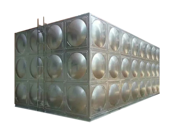 方形组合水箱-组合式方形水箱厂